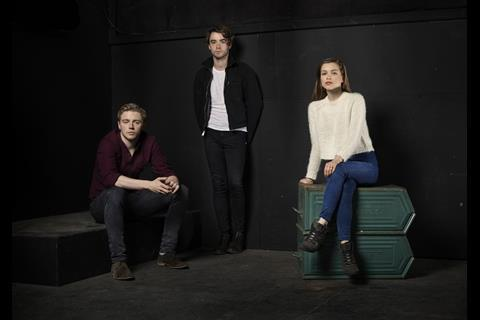 Jack Lowden, Jamie Blackley, Sophie Cookson